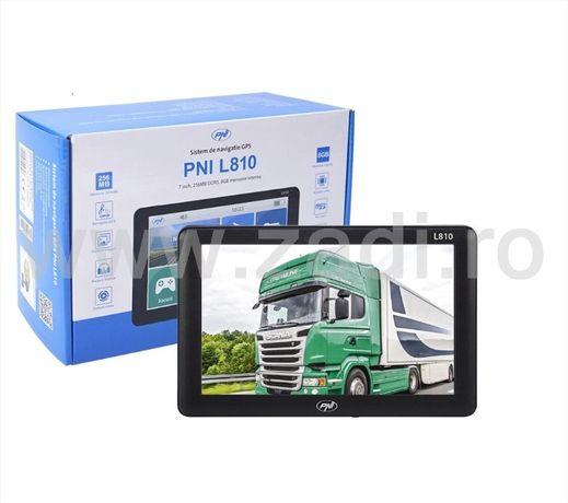 Gps PNI - Ecran 7 inch - harti+soft noi camiongata instalate