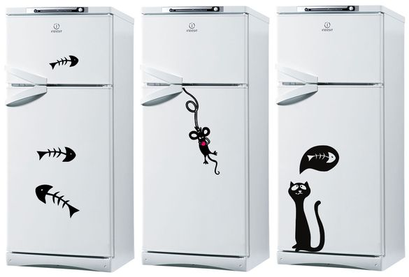 Стикери за домакински  електроуреди и други