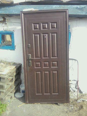Продам дверь входная
