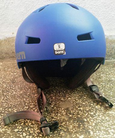 Casca schi / snowboard Bern Winter Macon 1.0, S