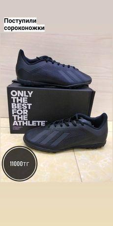 Футбольные сороконожки новые adidas