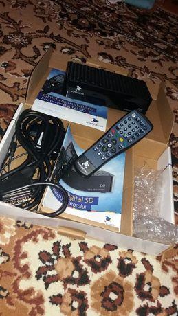receiver telecom 3buc