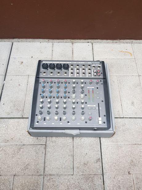 Vand mixer PHONIC MM 1202 fara alimentator