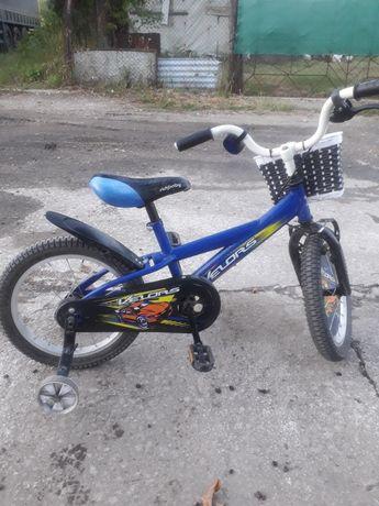 "Bicicleta 16"" albastra"