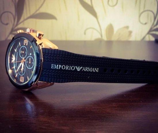 Ceas nou nout de calitate Armani cu Prezentare VIDEO