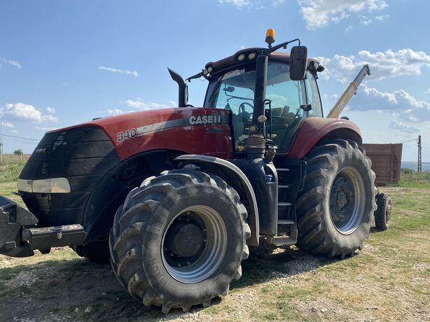 Tractor case magnum 340