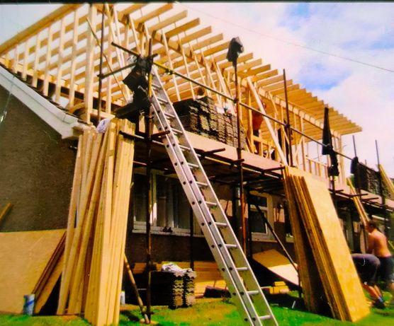 Firma de construcții și execuție acoperis