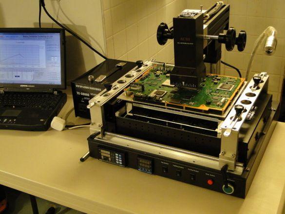 Професионален ремонт на компютри, лаптопи и офис техника