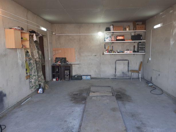 Тёплый гараж с ямы и ключами Аренда час/сутки
