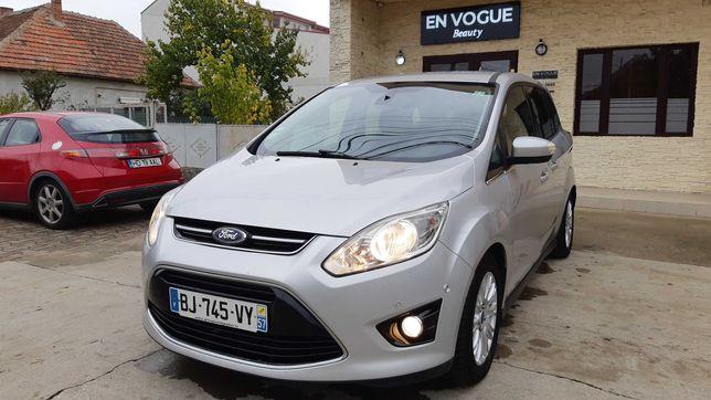 Ford C-Max 7 Locuri  1.6 TDCI  116 CP  6+1 Viteze  Euro 5  An Fab.2012