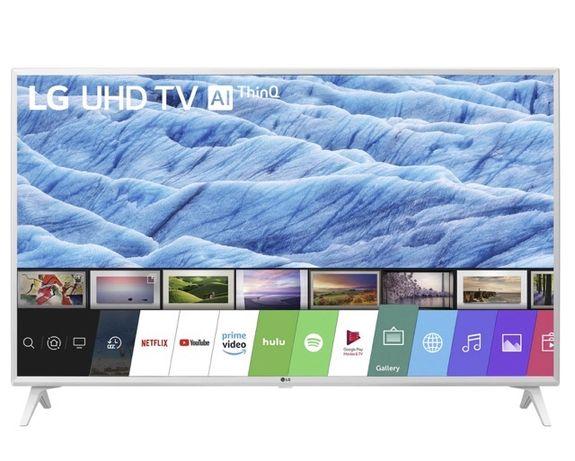 Alb LG LED SMART LG, 108 CM, 43UM7390PLC, 4K ULTRA HD fullbox
