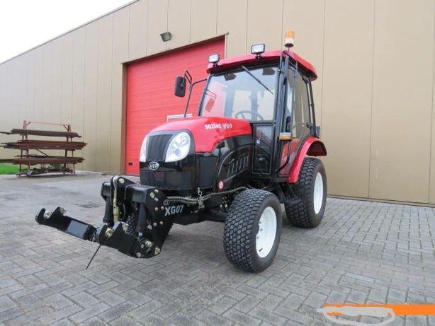 Tractor YTO nou, talie mare (2 t), 25 hp, 4x4, încălzire