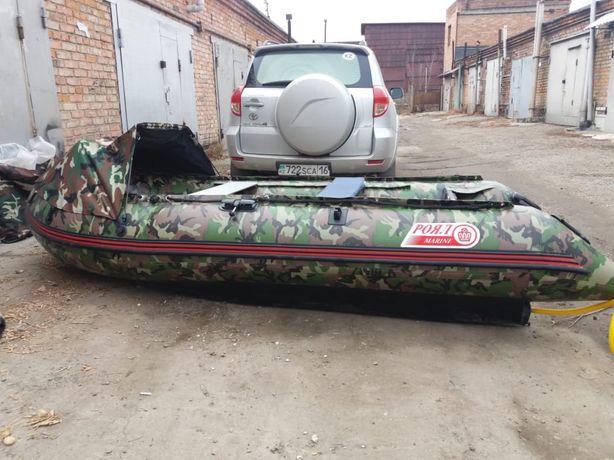 Лодка б/у