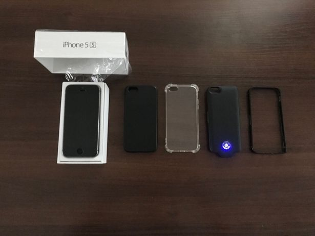 iPhone 5s SG (Space Gray)