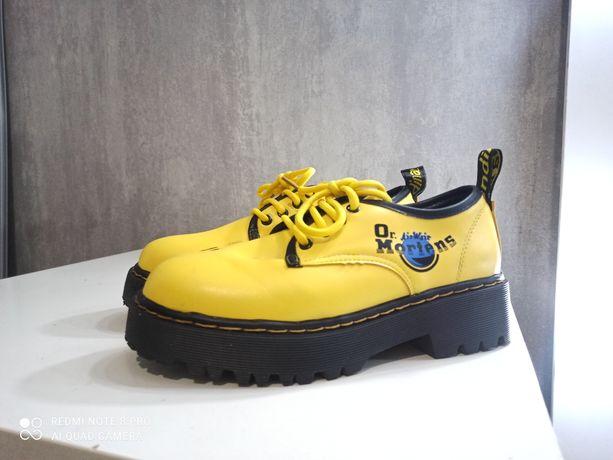 СРОЧНО!Продам яркие ботинки/броги!!!
