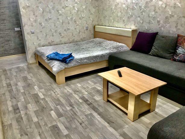 Люкс 2-комнатная.смарт тв, водонагреватель,кондиционер