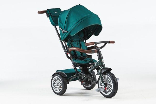 Spurge Green TRICICLETA BENTLEY 6 în 1 pentru copii