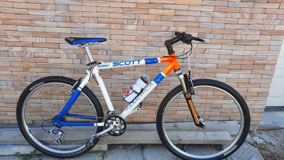 Планински алуминиев велосипед SCOTT