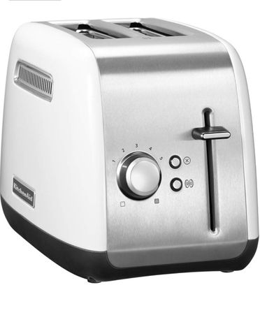 Toaster KitchenAid Classic alb.