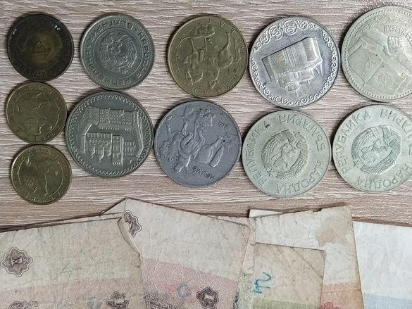Колекция от монети