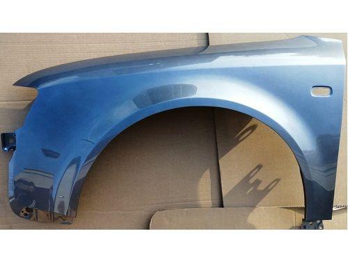 Aripa fata stanga Audi A4 B6 00 - 04 vopsita albastru Y7H
