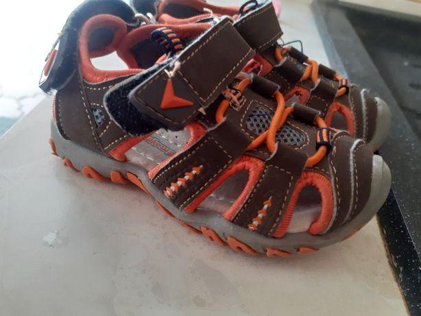 Детские сандалии на мальчика 21 размер