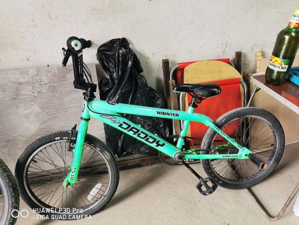 Велосипед за трикове BMX и 24 Цолов велосипед пакетна цена 480лв