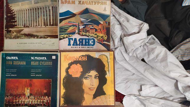Пластинки классическая музыка