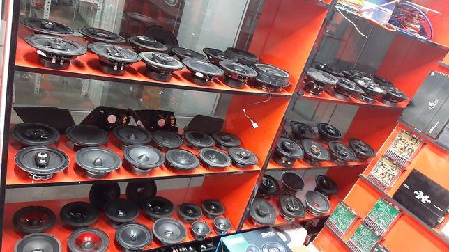 Колонки круглые Динамики Овальные калонка калонки аудиосистема