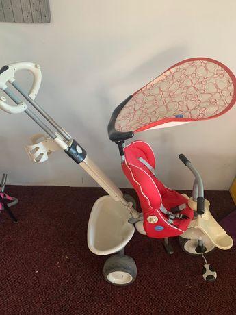 Tricicleta SmarTrike Recliner
