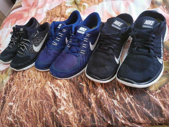 Nike Детски  и дамски маратонки - номер 35,39 и 40