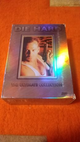 Die hard DVD The Ultimate Collection (Greu de ucis)