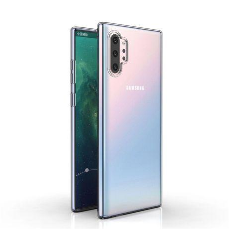 Samsung NOTE 10 / NOTE 10 Plus - Husa Ultra Slim Silicon Transparenta