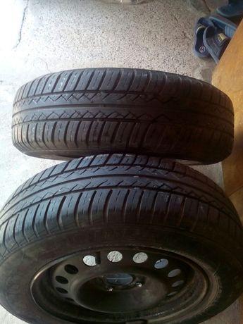 Летни гуми с джанти
