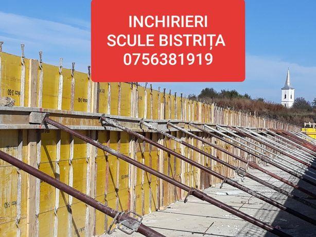 Cofraje Panouri Doka Montanti popici popi Inchirieri Scule Constructii
