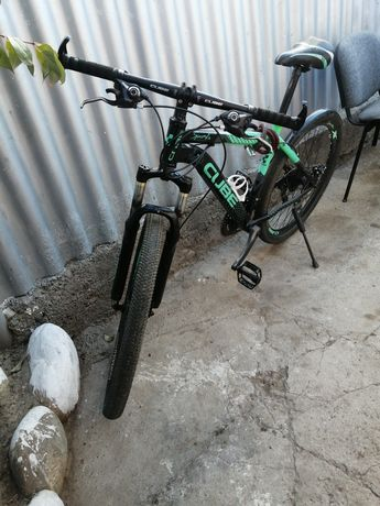 Велосипед в нормальном состояние