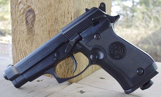 Pistol Airsoft CO2 - Varianta Puternica - Cu Recul Blowback 6mm pusca