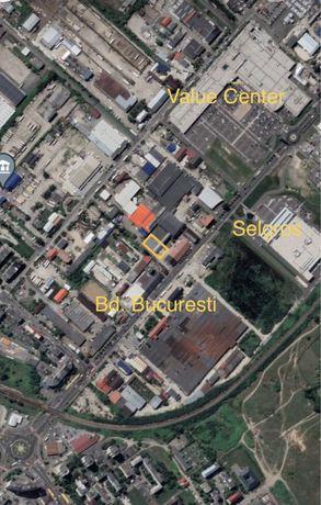 Hala 1000 mp Baia Mare bd. Bucuresti 49