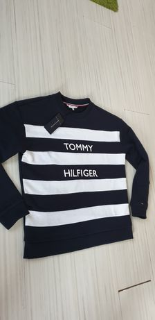 Tommy Hilfiger Midnight / CL. White Womens Size M НОВО! ОРИГИНАЛ!