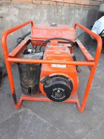 Генератор бензиновый DLG 5000