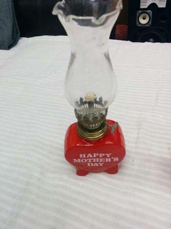 Lampa cu gaz reîncărcabile