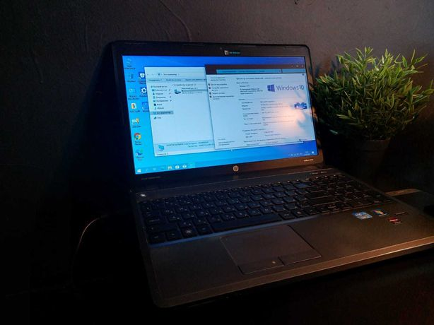 Ноутбук Hp ProBook  Core i5/4Gb/HDD 500Gb Мощный ноутбук с Гарантией