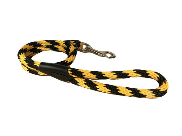 DBB Leather- Повод за Куче тип Въже - 1.14/115см - 1.16/115см - 2 вида