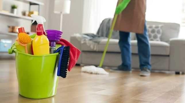 Servicii complete de curatenie la domiciliu