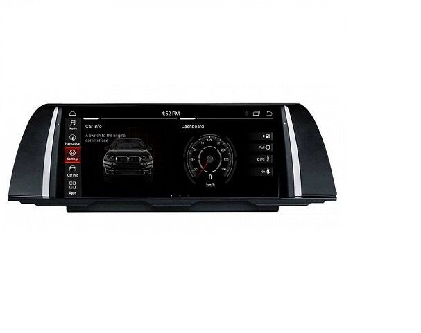 Sistem de Navigatie BMW F10/F11 ,Seria 5 , Android 10, Wi-Fi ,4G Constanta - imagine 1