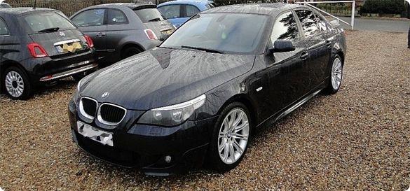 На Части БМВ BMW E60 530d 218 kc НА ЧАСТИ