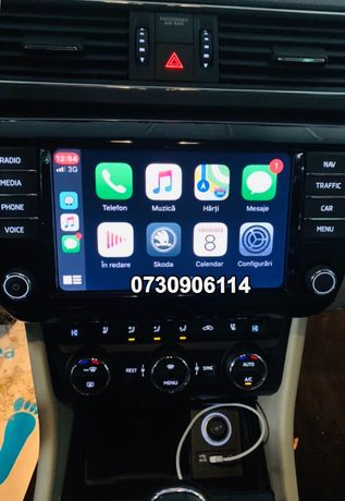 App Connect / Carplay / Android Auto / Harti VAG PORSCHE 2020 Harti