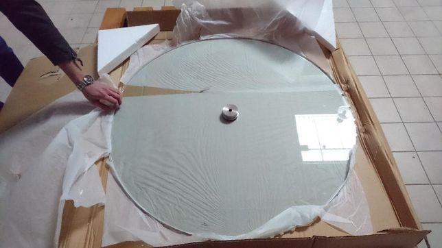 Vand blat masa sticla temperata rotunda 1000mm