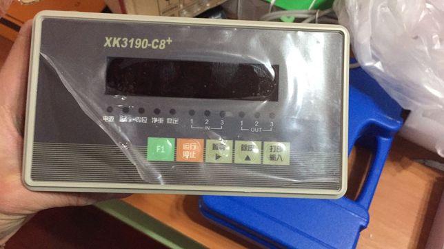Весовой терминал XK3190-C8+