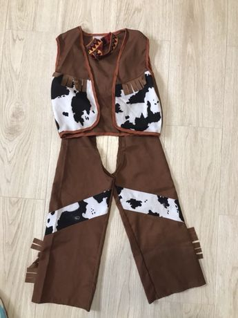 Costumas cowboy